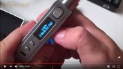 YouTube videomanuál: E-cigareta Innokin Cool Fire IV Plus
