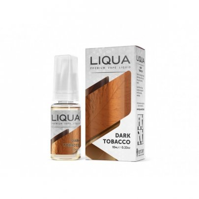 E-Liquid LIQUA Elements 10ml Temný Tabák