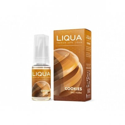 Liqua ELEMENTS 10ml Sušenka