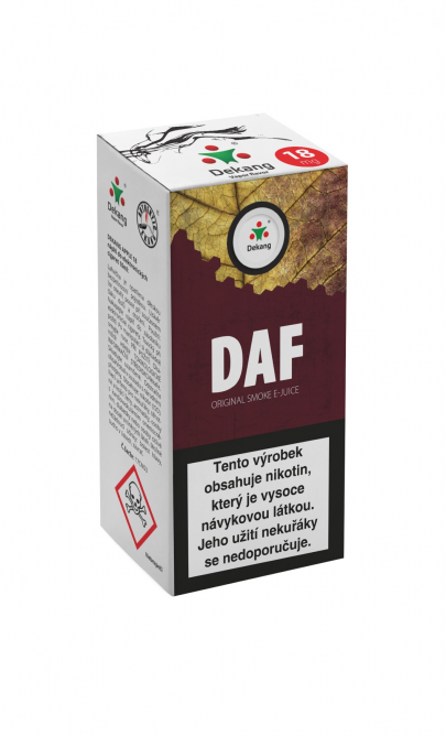 E-Liquid DEKANG DAF 10ml