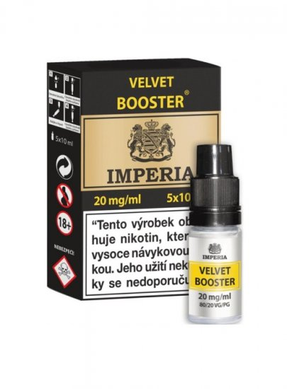 Booster VELVET IMPERIA 5x10ml 20mg