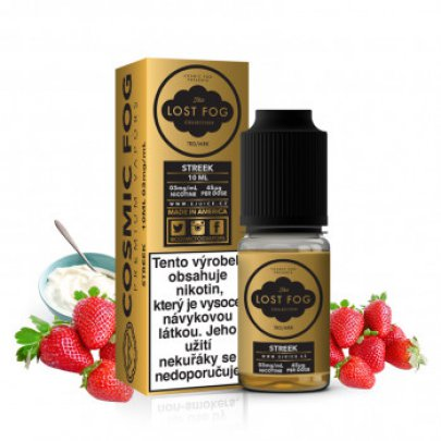 E-Liquid Cosmic Fog - Lost Fog 10ml Streek