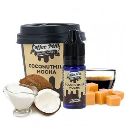 Příchuť Coffee Mill 10ml Coconutmilk Mocha
