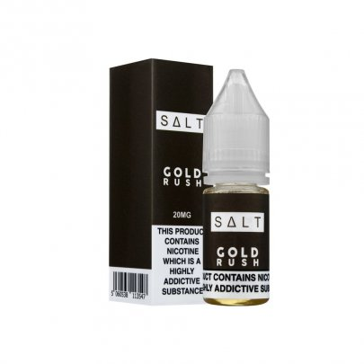 E-Liquid Juice Sauz SALT 10 ml Gold Rush