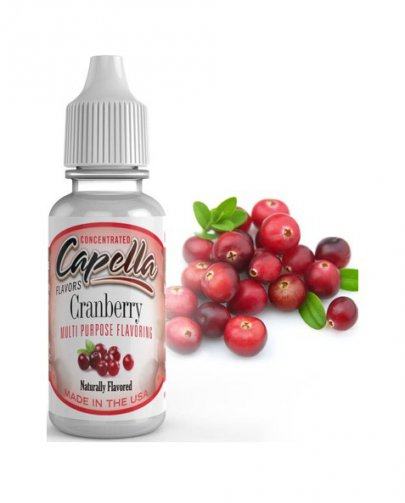 Capella 13ml Brusinka