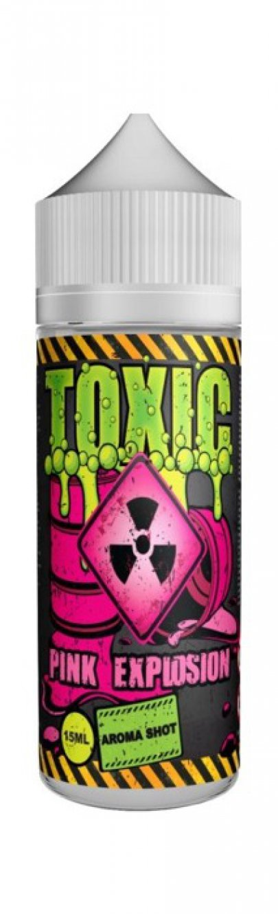 Toxic Pink Explosion 15ml