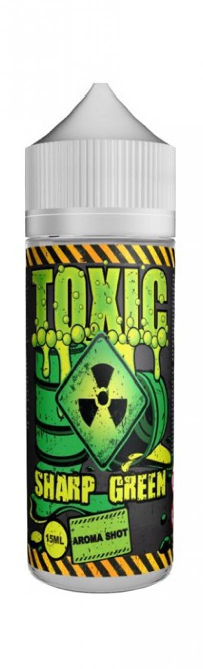 Toxic Sharp Green 15ml