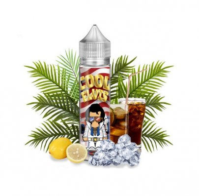 Flavormonks Cool Elvis Cool Cola 12ml
