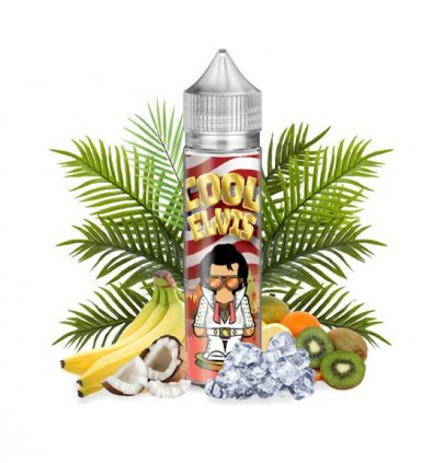 Flavormonks Cool Elvis Cool Tropical 12ml